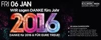 WIR sagen DANKE für's Jahr 2016@Bollwerk