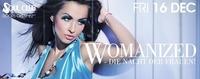 Womanized - Die Nacht der Frauen @Bollwerk