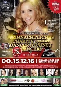 Weihnacht für Dancer Against Cancer