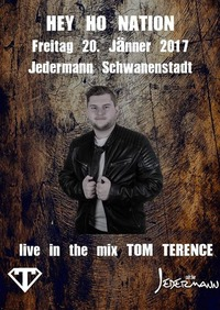 Tom Terence presents his new show