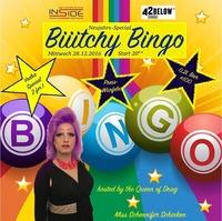 Biiitchy Bingo - Neujahrs Special hosted by Schennifer Schinken@Inside Bar