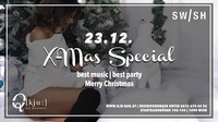 X-Mas Special ☃ SWISH VIE@Q[kju:] Bar