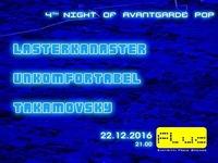 4th Night of Avantgarde Pop@Fluc / Fluc Wanne