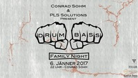 Drum & Bass Family Night / 06. Januar 2017 / Conrad Sohm@Conrad Sohm