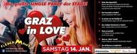 GRAZ in Love - die größte Single PARTY der STADT