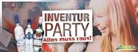 Inventur Party - Alles muss raus!@Cheeese