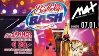 ▲▲ Birthday BASH ▲▲@MAX Disco