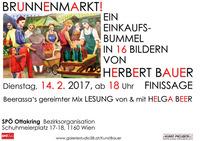 Die Brunnenmarktbilder von Herbert Bauer – Finissage am Valentinstag!@SPÖ Ottakring Bezirksorganisation