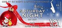 Saturday XMAS Party mit live Saxo @Vis A Vis