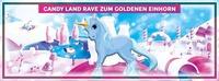 Candyland Rave zum Goldenen Einhorn