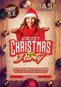 Crazy Christmas Party@BASE