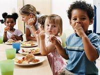 Ich mag Kinder, doch ich könnte kein ganzes essen.