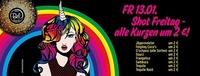 SHOT Freitag - ALLE Kurzen um 2€@Disco Bel