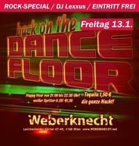 Back on the Dancefloor / Rock-Special@Weberknecht