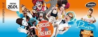 Circus of Freaks - DJ Dwarf live@Empire St. Martin