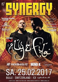 SYNERGY at Globull feat. Aly & Fila