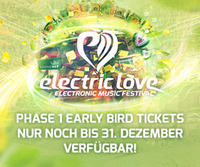 Electric Love Festival 2017 - The Warm Up