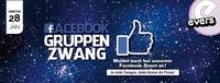 Facebook Gruppenzwang@Evers