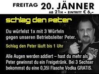Schlag den Peter – Würfeln