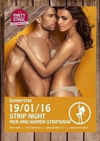 Strip Night@Partystadl
