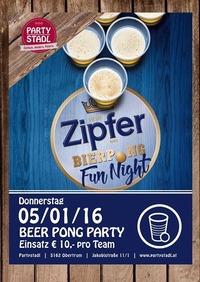 BEERPONG Fun Night@Partystadl