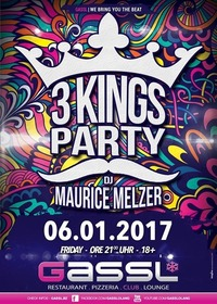 3 Kings Party@Gassl