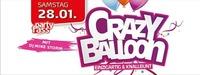 Crazy Balloon Clubbing@Partyfass