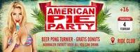 American pie party@Ride Club