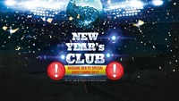 New Year's Club \\ Ausgabe der P2 Special Guest Cards 2017@Disco P2