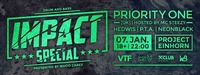 Impact Drum&Bass Special /w Priority One (UK)@Rush Club