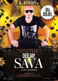 Best Romanian - DJ SAVA - Club Liberty@derHafen