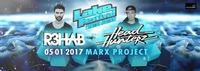 Lake Festival Winter Edition pres R3hab und Headhunterz