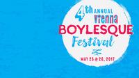 """Jacques Patriaque präsentiert 4. Vienna Boylesque Festival """"Hereinspaziert: Prater for Everyone""""@Stadtsaal Wien"""