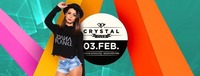Crystal Club mit Joana Plankl@Crystal Club