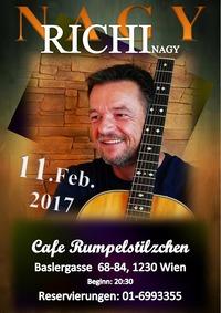 RICHI NAGY live@Cafe Rumpelstilzchen