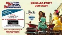 Noche Havana - die Salsa Party der Stadt - Salsa Club Salzburg@Nestroy im Schauspielhaus