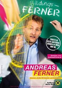 Kabarett - Andreas Ferner