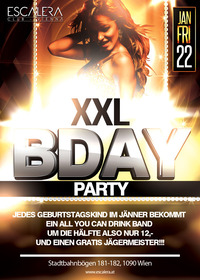 XXL Birthday Party