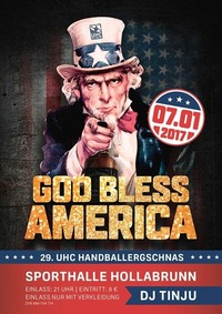 29. UHC-Handballergschnas@Sporthalle Hollabrunn