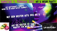 90's Neon Party @Tanzstadl Arabia