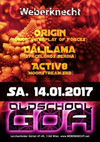 Oldschool Goa Party (Psytrance)@Weberknecht
