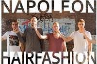 Napoleon Hairfashion// Talking Pyramids// Atlantic Collective@Chelsea Musicplace