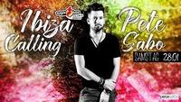 IBIZA Calling mit Pete Sabo