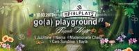 Go(a) Playground Female Night@Club Spielplatz