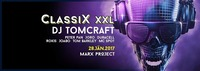 ClassiX mit DJ Tomcraft - Marx Halle@Die Kantine