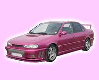 Nissan Primera-Fahrer