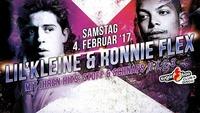 LiL`Kleine & Ronnie Flex LIVE