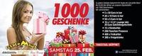 1000 Geschenke!@Fledermaus Graz