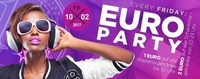 EURO Party!@Bollwerk