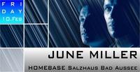 Homebase pres. June Miller@Salzhaus